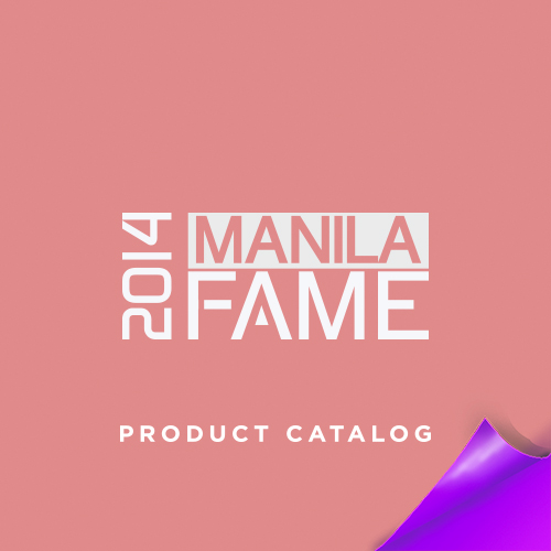 Manila FAME March 2014 Product Catalog