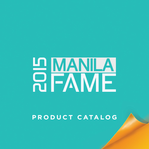 Manila FAME March 2015 Product Catalog