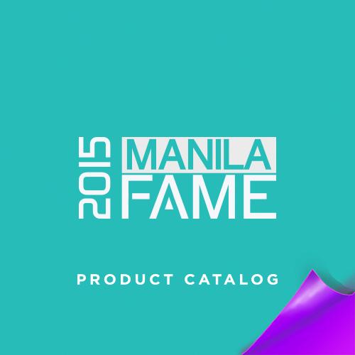 Manila FAME October 2015 Product Catalog