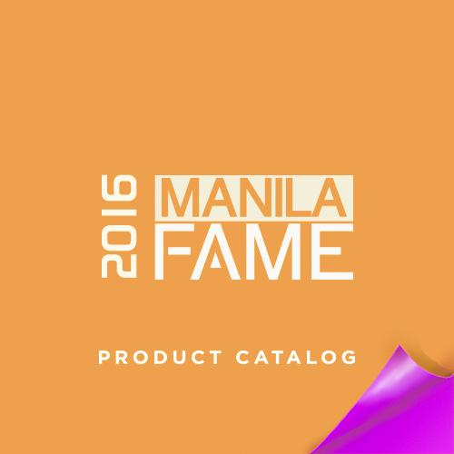 Manila FAME April 2016 Product Catalog